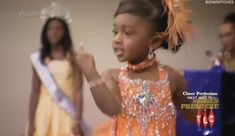 little girl middle finger gif beauty pageant Imgur
