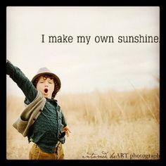 Life is good® : Your Sunshine