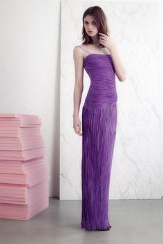 Sfilata Vionnet Milano - Pre-collezioni Primavera Estate 2013 - Vogue