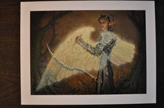 Magic Art of the Day - Shield of the Oversoul by Steve Belledin - See the owner's gallery: