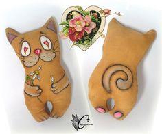 """Мартовский кот в поисках любви! Оборвет все ромашки, но найдет ту, которая скажет: """"Любит и к сердцу прижмет...!"""""""