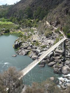 The Gorge in Launceston, Tasmania. Photo by Huib Akihary
