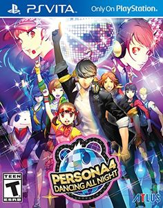 Persona 4 Dancing All Night  PlayStation Vita Standard Edition Edition -- Be sure to check out this awesome product.Note:It is affiliate link to Amazon. #85likes
