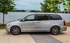 Обновление классики: минивэн Chrysler Town and Country 2014 | Новости автомира на dealerON.ru