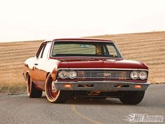 '66 Chevelle done right
