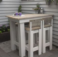 Choices in Outdoor Patio Furniture Sets – Outdoor Patio Decor Pallet Patio Furniture, New Furniture, Rustic Furniture, Furniture Design, Furniture Ideas, Pallet Tables, Furniture Stores, Furniture Outlet, Discount Furniture