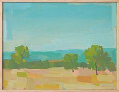 Pope Valley Oaks 1 by Karen Smidth