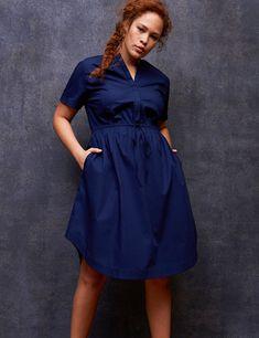 Shirtdress by GLAMOUR X LANE BRYANT