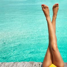 Prepare for swimsuit season with laser hair removal!