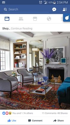 Eclectic Victorian Chic