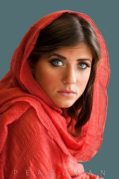 She is gorgeous!! Afghanistan.