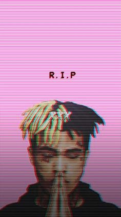 X*xtentation rip wallpaper by Panjagen - bf - Free on ZEDGE™ Tupac Wallpaper, Rapper Wallpaper Iphone, Rap Wallpaper, Wallpaper Iphone Cute, Wallpaper Awesome, Dope Wallpapers, Celebrity Wallpapers, Aesthetic Wallpapers, Xxxtentacion Quotes