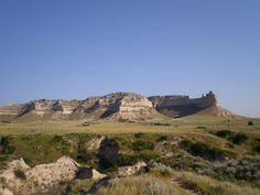 Scotts Bluff National Monument, Scottsbluff