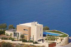 Almyra Almirida, Crete, Greece Contact allproperty@devant.no for more info! #greece #luxury #travel #property