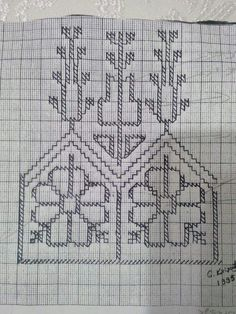 Cross Stitch Art, Cross Stitch Embroidery, Cross Stitch Patterns, Palestinian Embroidery, Fabric Crafts, Diy And Crafts, Projects To Try, Bullet Journal, Blog