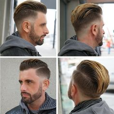 Haircut by cutsbyerick http://ift.tt/1OzGP6b #menshair #menshairstyles #menshaircuts #hairstylesformen #coolhaircuts #coolhairstyles #haircuts #hairstyles #barbers Hair Toupee, Cool Haircuts, Haircuts For Men, Hairstyles Haircuts, Cool Hairstyles, Hair Lengths, Hair And Beard Styles, Hair Styles, 360 Lace Wig