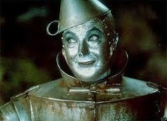"""The """"oil"""" that was used to lubricate the Tin Man in the Wizard Of Oz was not really oil. It was discovered that oil would not photograph well, so they used chocolate syrup instead. http://ow.ly/RgzHH"""