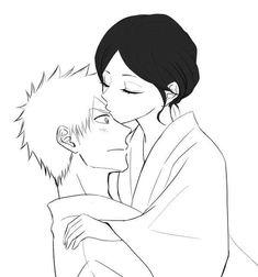 Bleach Ichigo And Rukia, Kuchiki Rukia, Bleach Anime, Bleach Fanart, Bleach Characters, Birthday Quotes, Ghibli, Strawberry, Fan Art