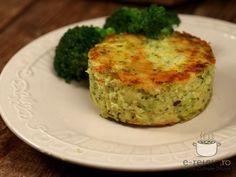 Medalioane de cartofi si broccoli. Imagini pas cu pas pentru medalioane de cartofi si broccoli Potato Recipes, Baby Food Recipes, Diet Recipes, Cooking Recipes, Healthy Recipes, Healthy Food, Buffet Frio, Romanian Food, Xmas Food