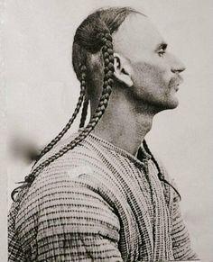 Yezidi Kurd, circa 1930. (Yezidism- Ancient pre-Islamic religion of Kurds)
