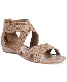Ecco Women's Bouillon Band Ii Flat Sandals