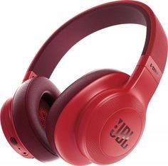 NOVINKA, CENA: 129.00 €, JBL E55BT Red Bezdrôtové slúchadlá na uši
