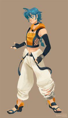 Abigail L. Dela Cruz •Lucius by hyamei on DeviantArt