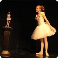 COCA Family Theatre Series: The Little Dancer 3D St Louis, MO #Kids #Events