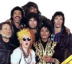1980's Pop icons
