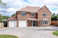 7 bed detached house for sale in Barkham Road, Wokingham, Berkshire