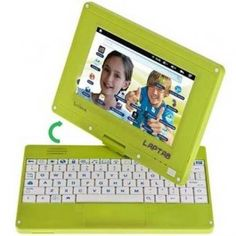 "Lexibook Laptab 7"" Android Tablet-Laptop 2-in-1 for Kids MFC140IT - AtoZ Electronics Malta http://atoz.com.mt/laptops-tabs-phones/ipads-tablets/android-tablets/lexibook-laptab-7-android-tablet-laptop-2-in-1-for-kids-mfc140it.html"