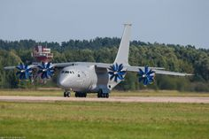 An-70 is a medium range cargo plane