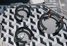 Pavimenti per esterni, spunti d'autore per effetti scenograficielledecoritalia