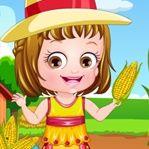 Baby Hazel Farmer
