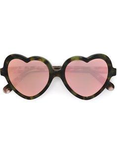 2ad4aad251df14 Cutler   Gross lunettes de soleil à monture en forme de coeur Formes De  Coeur,