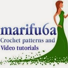 Free crochet patterns and video tutorials: tops tunics blouses