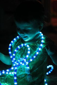 Sensory Room Rope Lights