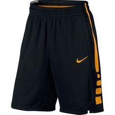 Fanatics.com - Nike Logo Gear Nike Elite Basketball Shorts - Black/Orange - AdoreWe.com