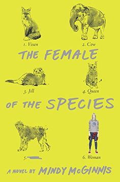 Mindy McGinnis THE FEMALE OF THE SPECIES…