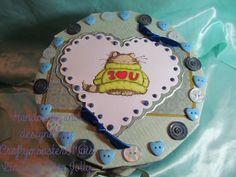 Craftymonster81 Altered Art, Cake, Desserts, Food, Tailgate Desserts, Pie, Kuchen, Dessert, Cakes