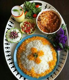 Persian food called gheimeh