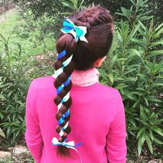 nice 25 Super Cute Hairstyles for School –  Check more at http://newaylook.com/best-cute-hairstyles-for-school/