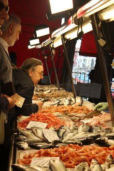 Mercato di Rialto - The Rialto Fish Market in Venice, Italy | Flickr - Photo Sharing!