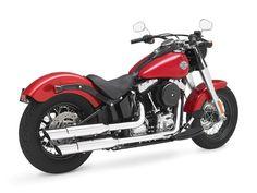 2012 Harley-Davidson FLS Slim