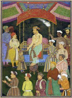 Nur-ud-din Mohammad Salim, known by his imperial name Jahangir