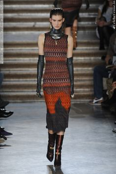 Fashion Show - Missoni collection (Fall-Winter 2012-2013)