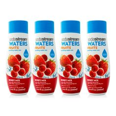 440 ml Waters Fruits Sparkling Berry Mix Drink Mix (Case of 4)