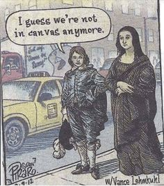 not in canvas anymore, Dorothy Funny Cartoons, Funny Comics, Haha Funny, Lol, Funny Stuff, Funny Shit, Funny Things, Art Jokes, Pictures Of The Week