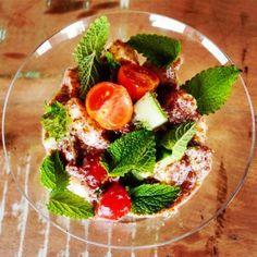 Veja a receita da nossa dica de salada funcional na nossa página: https://www.facebook.com/DankRio/photos/a.529177340528383.1073741827.242364679209652/678164758962973/?type=1&theater