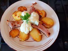 COMIDA DIA 13/04/2021 Eggs, Breakfast, Food, Sauteed Potatoes, Stir Fry, Recipes, Morning Coffee, Essen, Egg
